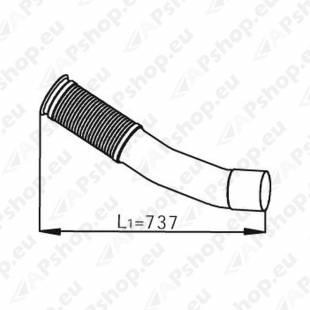 9304905419 SUMMUTI SUKK MB ACTROS MP2