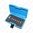 Torx drill bit sets with 10 mm and 5/16\ hex shanks