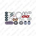 Brake shafts and repair sets