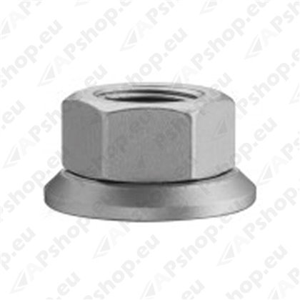 Mk2 14x1.5 Nuts for Citroen Relay 20 Alloy Wheel Bolts Black 94-06