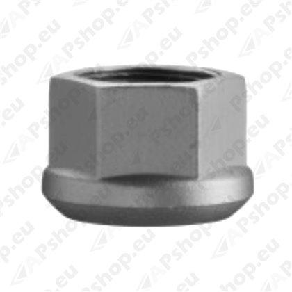 Black Locking Wheel Bolts 12x1.5 Nuts for BMW 3 Series 06-12 E91