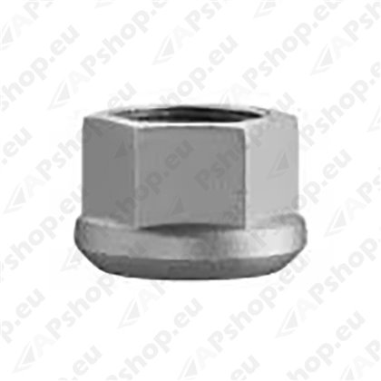 Wheel Bolts /& Locks 12+4 12x1.5 Nuts for Renault Captur 13-16