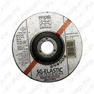 Abrasive sanding discs for metal