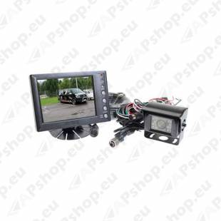 "PSVT Backup Camera System 5.6"", HD RV-502HD"