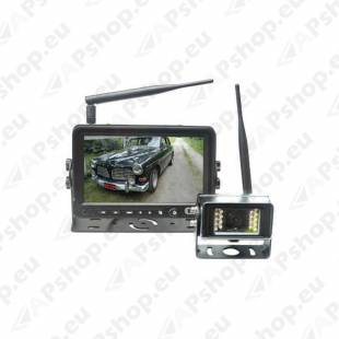 "VEISE Wireless Backup Camera 7"" 1705-00008"
