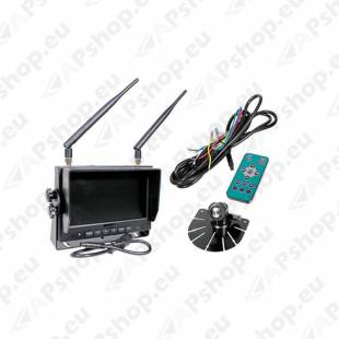 "Wireless Screen 7"", (up to 4 sources simultaneously) 1705-00055"
