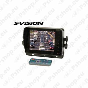 """S-VISION Screen 5"""" 1705-00041"""