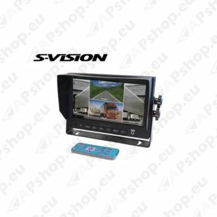 """S-VISION Screen 7"""" 1705-00035"""
