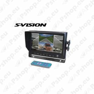 """S-VISION Screen 7"""" 1705-00043"""
