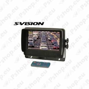 """S-VISION Screen 7"""" 1705-00039"""