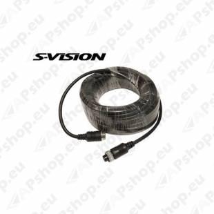 S-VISION Camera Cable 4-pin, 10m 1705-00050