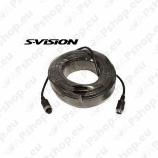 S-VISION Camera Cable 4-pin, 20m 1705-00052