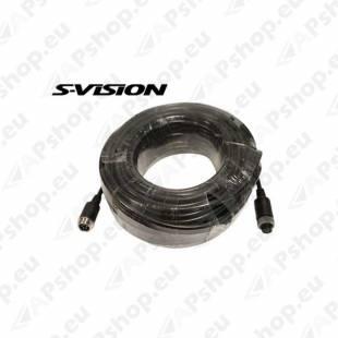 S-VISION Camera Cable 5-pin, 20m 1705-00062