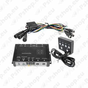 PSVT 4-Camera Control Unit RV-CB142