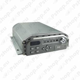 PSVT Video Recorder, DVR RV-DVR604