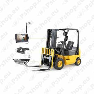 S-VISION Forklift Camera System, Wireless 1705-00012