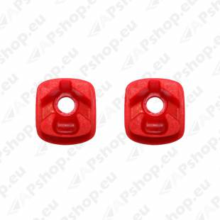 Strongflex Engine Mount Rear Lower Inserts 051286B