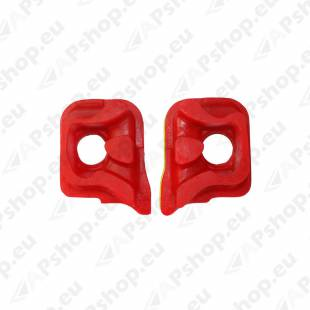 Strongflex Engine Front Mount Inserts 081295B