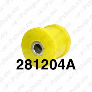 Strongflex Rear Beam Outer Mounting Bush Sport 281204A