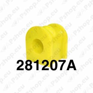 Strongflex Front Anti Roll Bar Bush Sport 281207A_25mm