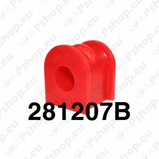 Strongflex Front Anti Roll Bar Bush 281207B_22mm
