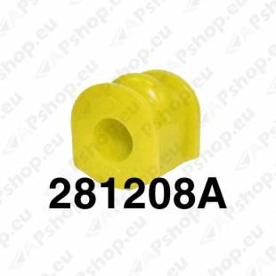 Strongflex Rear Anti Roll Bar Bush Sport 281208A_16mm