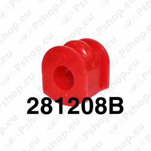 Strongflex Rear Anti Roll Bar Bush 281208B_14mm