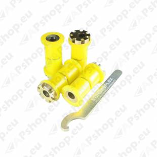 Strongflex Rear Trailing Arm Bush Kit Eccentric Sport 036232A