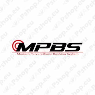 MPBS Set Of Rear Arm Bushings 7400186AB
