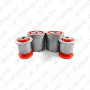MPBS Set Of Front Arm Bushings 4501948-49
