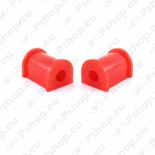 MPBS Front Stabilizer Bar Bushings 2Pcs. 0805189