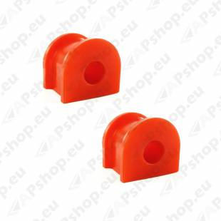 MPBS Rear Stabilizer Bar Bushings 2Pcs. 0600430