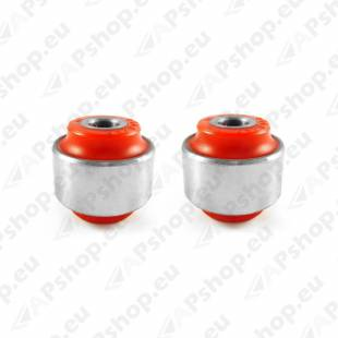 MPBS Front Arm Bushings Set (Rear) 4502749