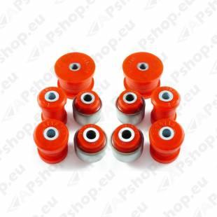 MPBS Set Of Rear Axle Bushings 08011173