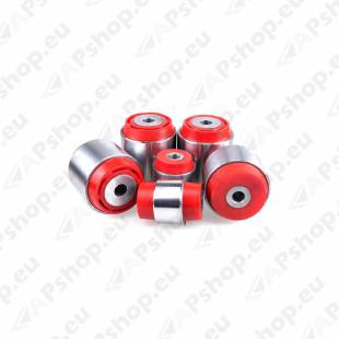 MPBS Set Of Front Lower Arm Bushings 78001115A
