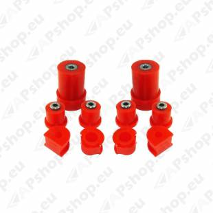 MPBS Set Of Suspension Bushings 0600401