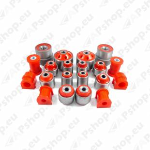 MPBS Set Of Suspension Bushings 5400101