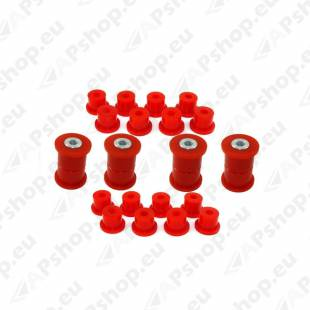 MPBS Set Of Suspension Bushings 6000801