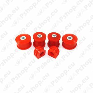 MPBS Set Of Front Suspension Bushings 0604002