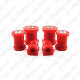 MPBS Set Of Front Suspension Bushings 4500602