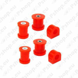 MPBS Set Of Front Suspension Bushings 4500702