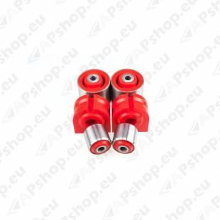 MPBS Set Of Front Axle Bushings 0802702