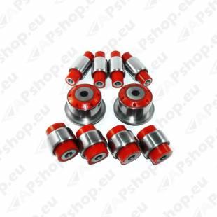 MPBS Set Of Rear Axle Bushings 4503403