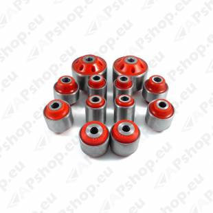 MPBS Set Of Rear Axle Bushings 5400103