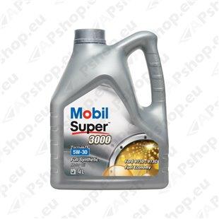 MOBIL Super 3000 X1 FE 5W30 4L S181-38466