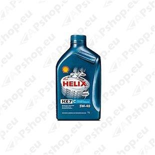Helix HX7 C 5W-40 1l S150-726016-01
