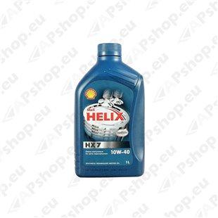 Helix HX7 10W-40 1l S150-720215