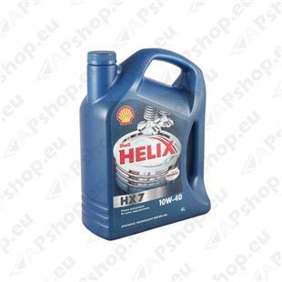 Helix HX7 10W-40 4l S150-720215-4