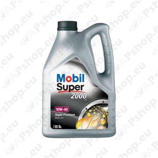 MOBIL Super 2000 X1 10W40 5L S181-33737