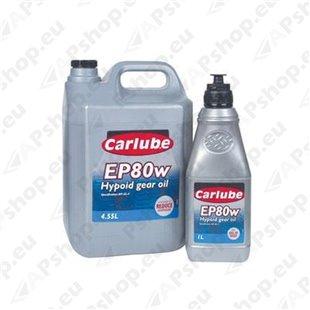 Carlube Hypoid 80W 4,5l S112-XEP455
